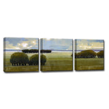 Ready2HangArt™ 'Nice Green' by Norman Wyatt Jr. Canvas Art Set