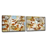 Ready2HangArt 'Meadow Melody I/II' by Norman Wyatt, Jr 2 Piece Canvas Art Set