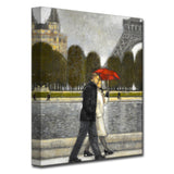 Ready2HangArt 'Romantic Stroll II' by Norman Wyatt, Jr Canvas Art