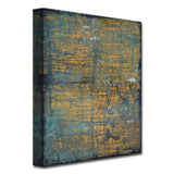 Ready2HangArt Abstract Canvas Art 'Night Life' by Norman Wyatt, Jr.