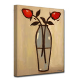 Ready2HangArt Canvas Art 'Minimalist Rose II' by Norman Wyatt, Jr.