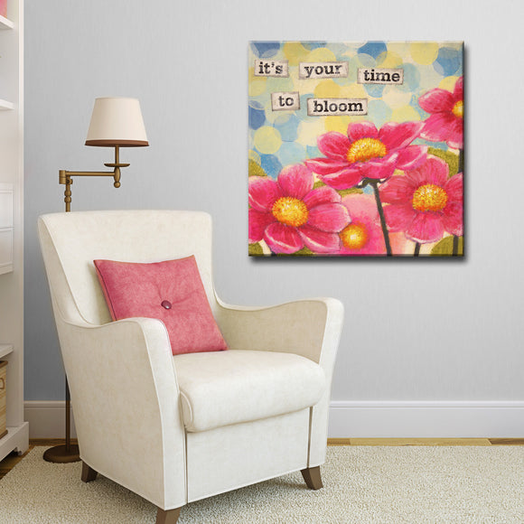 Ready2HangArt Canvas Art 'Affirmation II' by Hope Hansen