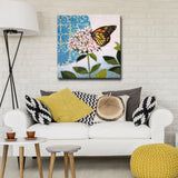 Ready2HangArt Canvas Art 'Flitter I' by Hope Hansen
