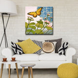 Ready2HangArt Canvas Art 'Flitter II' by Hope Hansen