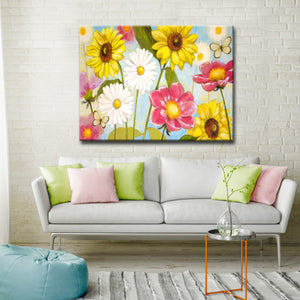 Ready2HangArt Canvas Art 'Glorious Day' by Hope Hansen