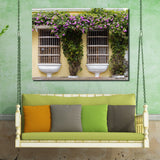 Ready2HangArt Indoor/Outdoor Wall Décor 'Provincial II' in ArtPlexi by Olga Burgos