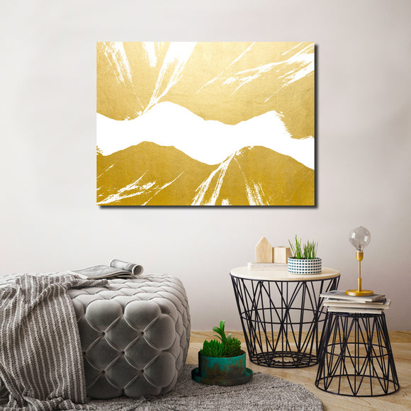 Ready2HangArt Wall Décor 'Gilt Mod VI-W' in ArtPlexi