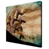 Ready2hangart 'Painted Petals XIV' Canvas Wall Art