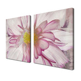 Ready2hangart 'Painted Petals XXVII' Canvas Wall Art