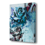 Ready2hangart 'Painted Petals XXXIX' Canvas Wall Art