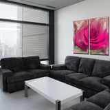 Ready2hangart 'Painted Petals XL' Canvas Wall Art