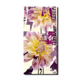 Ready2HangArt 'Painted Petals LXXII' Canvas Art Set