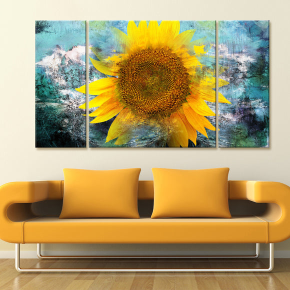 Ready2hangart 'Painted Petals VIII' Canvas Wall Art