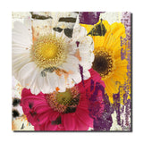 Ready2HangArt 'Painted Petals LXXXVI' Canvas Art