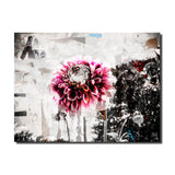 Ready2HangArt 'Painted Petals LXXXVIII' Canvas Art