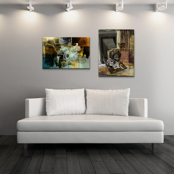 'People, Places, Things XI' Canvas Wall Art (2-piece)
