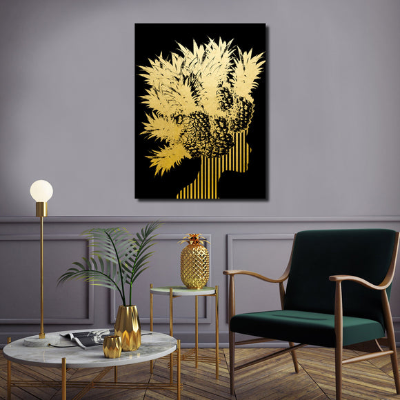 Ready2HangArt Wall Décor 'Gilt Mod XIV' in ArtPlexi
