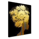 Ready2HangArt Wall Décor 'Gilt Mod XVII' in ArtPlexi