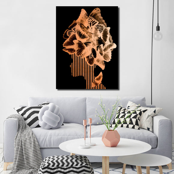 Ready2HangArt Wall Décor 'Gilt Mod XVIII' in ArtPlexi