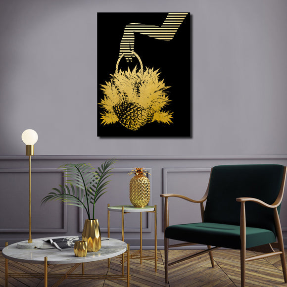 Ready2HangArt Wall Décor 'Gilt Mod XX' in ArtPlexi