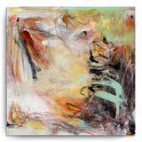 'Glow' Abstract Canvas Wall Art