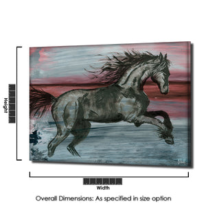 Ready2HangArt 'Equestrian Saddle Ink PSVII' Canvas Wall Art