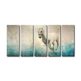 Ready2HangArt 'Equestrian Saddle Ink PSVIII' Canvas Wall Art