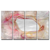 Ready2HangArt™ 'Glitzy Mist XVII' by Tristan Scott Canvas Art Set