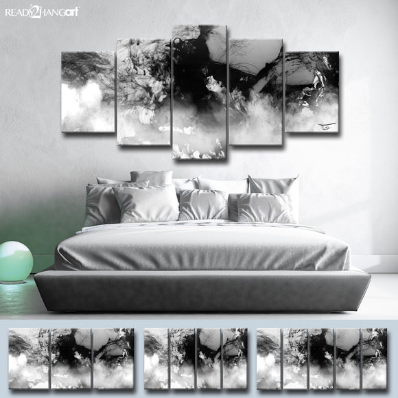 Ready2HangArt™ 'Glitzy Mist XXI' by Tristan Scott Canvas Art Set