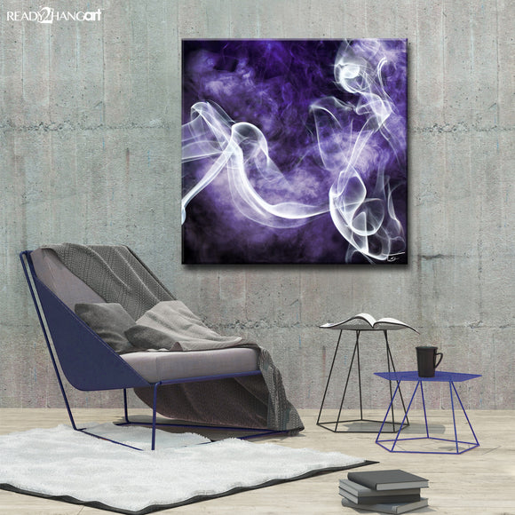 Ready2HangArt™ 'Glitzy Mist XXII' by Tristan Scott Canvas Art