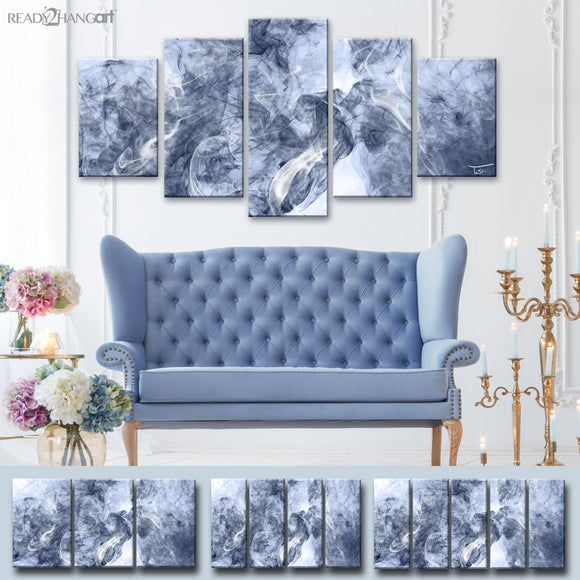 Ready2HangArt™ 'Glitzy Mist XXV' by Tristan Scott Canvas Art Set
