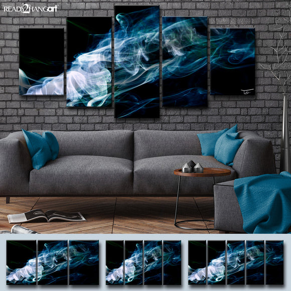 Ready2HangArt™ 'Glitzy Mist XXIX' by Tristan Scott Canvas Art Set