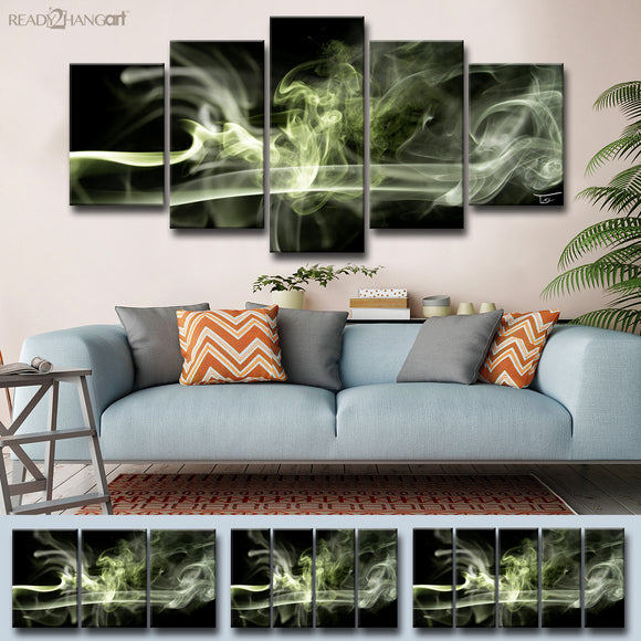 Ready2HangArt™ 'Glitzy Mist XXXI' by Tristan Scott Canvas Art Set