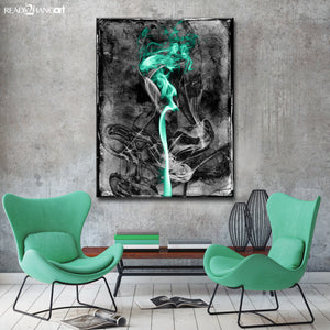 Ready2HangArt™ 'Glitzy Mist XXXIII' by Tristan Scott Canvas Art Set