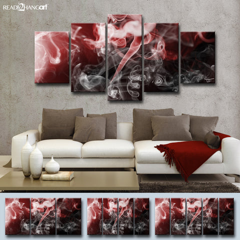 Ready2HangArt™ 'Glitzy Mist XLVI' by Tristan Scott Canvas Art Set