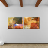 Ready2HangArt 'Abstract Spa' 2-piece Canvas Art Set