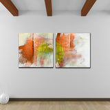 Ready2HangArt 'Abstract Spa' 2-piece Canvas Wall Art