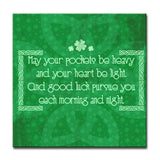 Ready2HangArt 'Good Old Irish Luck ' Canvas Art