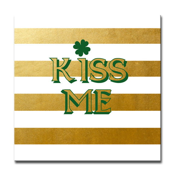 Ready2HangArt 'Kiss Me' Canvas Art