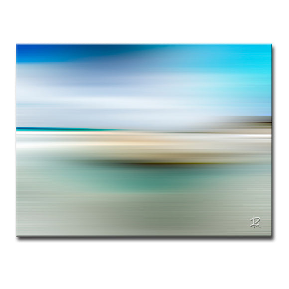 Ready2HangArt 'Blur Stripes XIII' Canvas Wall Art