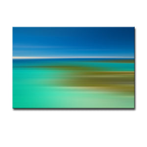 Ready2HangArt 'Blur Stripes XXI' Canvas Wall Art