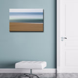 Ready2HangArt 'Blur Stripes XXXVII' Canvas Wall Art
