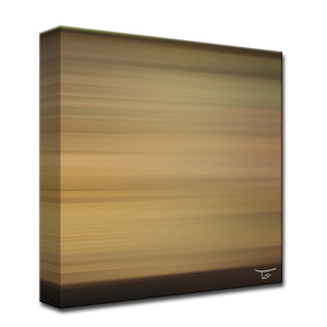'Blur Stripes LV' Wrapped Canvas Wall Art