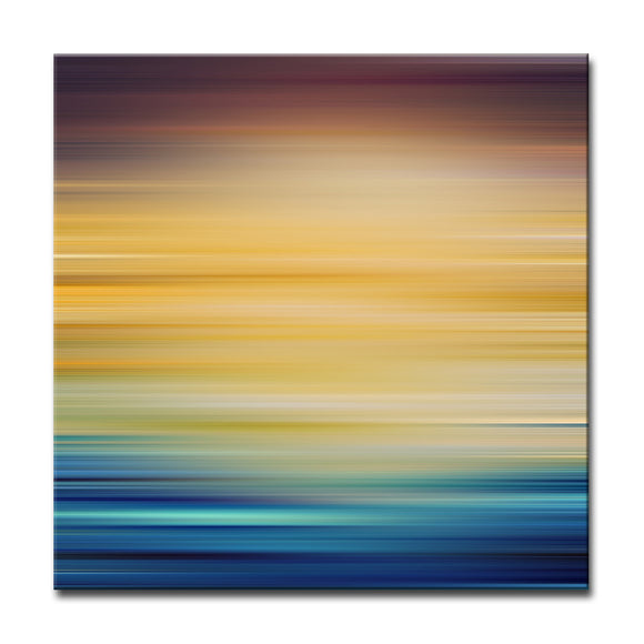 Ready2HangArt 'Blur Stripes V' Canvas Wall Art