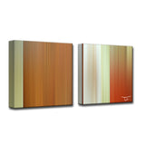 Ready2HangArt™ 'Blur Stripes LXIII' by Tristan Scott Canvas Art Set