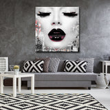 Ready2HangArt 'Urban Fashion XXXV-C' Canvas Art