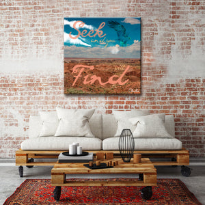 Ready2HangArt 'Seek & Find' by Olivia Rose Canvas Art
