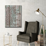 Ready2HangArt 'Courage' by Olivia Rose Canvas Art