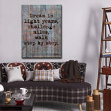 Ready2HangArt 'William Shakespeare - Dream' by Olivia Rose Canvas Art