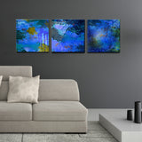 Ready2HangArt 'Abstract' Canvas Wall Art 3-piece Set